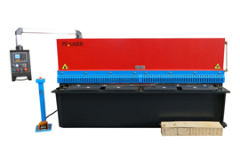 Metal Shearing Machine