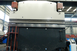 Maanshan Press And Shear Machinery CO LTD Big Press Brake